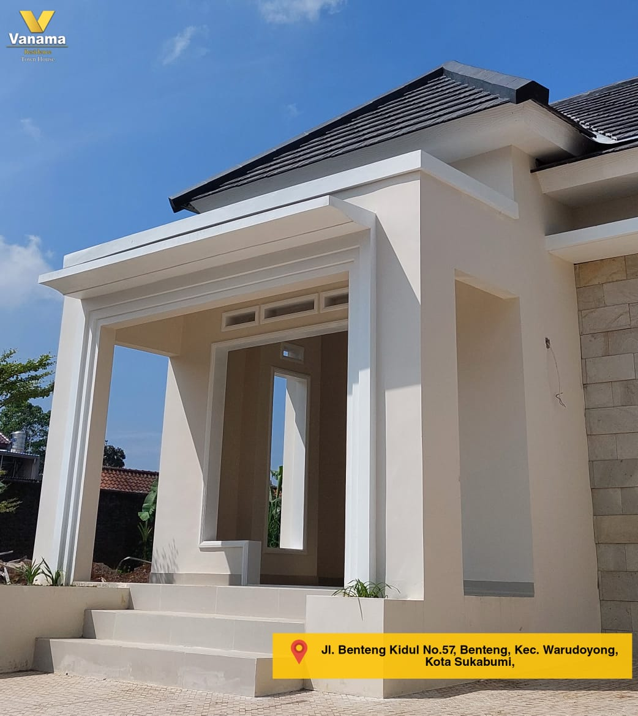 Vanama Residence Town House – Tipe Asoka 555/75