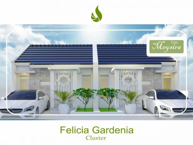 Felicia Gardenia Tipe Subsisi 36/60
